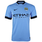 Nike Manchester City Home Jersey 14/15