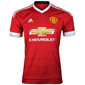 adidas Manchester United Home Jersey 15/16