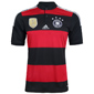 adidas Germany Away Jersey 14/15 - 4 Stars World Cup Champions