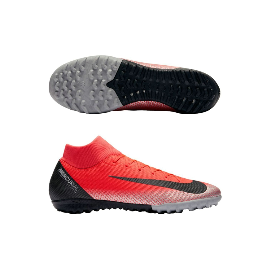 newest 1b26f 16d0a NIKE MERCURIAL SUPERFLY 6 ACADEMY CR7 TF