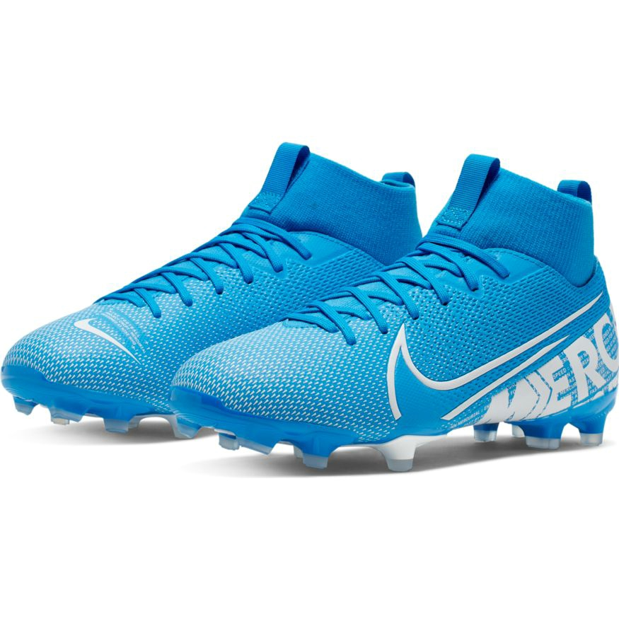brand new 0f268 06c65 NIKE JR MERCURIAL SUPERFLY 7 ACADEMY FG/MG