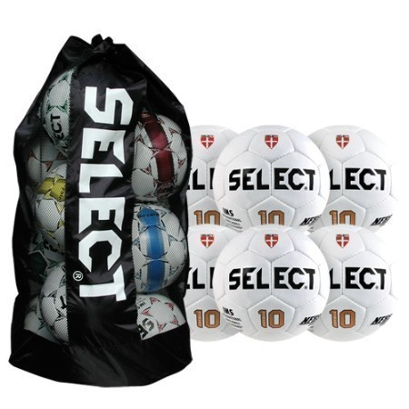 SELECT NUMERO 10 BALL (6-PACK w/BAG) Thumbnail
