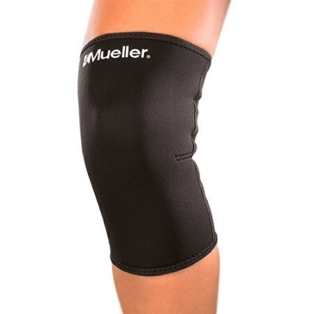 MUELLER NEOPRENE CLOSED PATELLA  KNEE SLEEVE Thumbnail