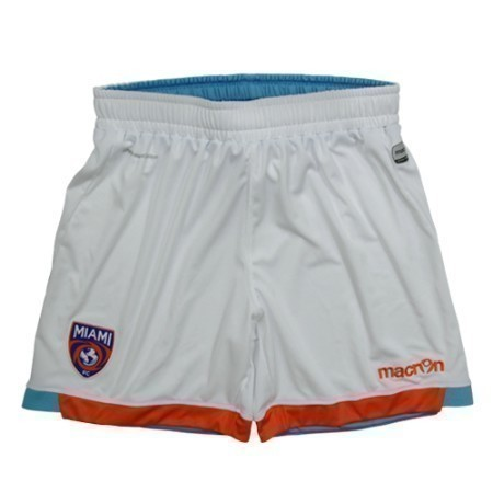 MACRON MIAMI FC YOUTH HOME SHORT 2016 Thumbnail
