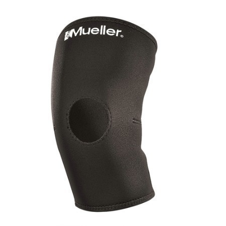 MUELLER OPEN PATELLA KNEE SLEEVE Thumbnail