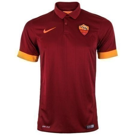 NIKE AS ROMA HOME JERSEY 14/15 Thumbnail