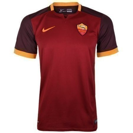NIKE AS ROMA HOME JERSEY 15/16 Thumbnail