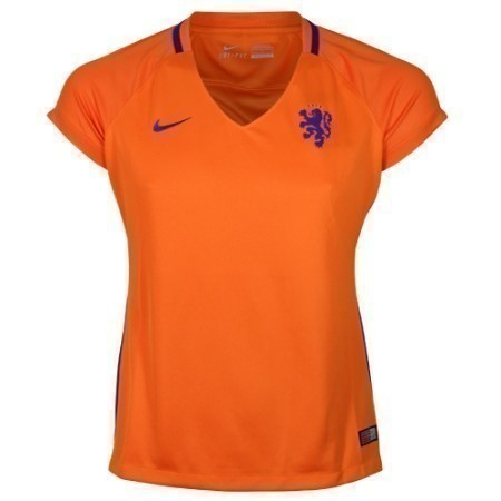 NIKE HOLLAND WOMEN'S HOME JERSEY 2016 Thumbnail