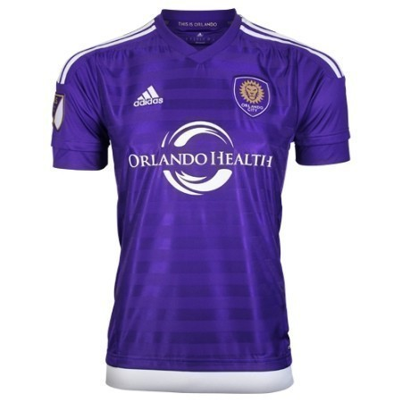 adidas ORLANDO CITY YOUTH HOME JERSEY 2015 Thumbnail