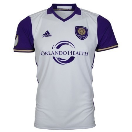 adidas ORLANDO CITY AWAY JERSEY 2016 Thumbnail