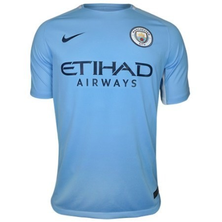 NIKE MANCHESTER CITY HOME JERSEY 17/18 Thumbnail