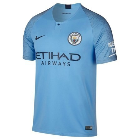 NIKE MANCHESTER CITY HOME JERSEY 18/19 Thumbnail