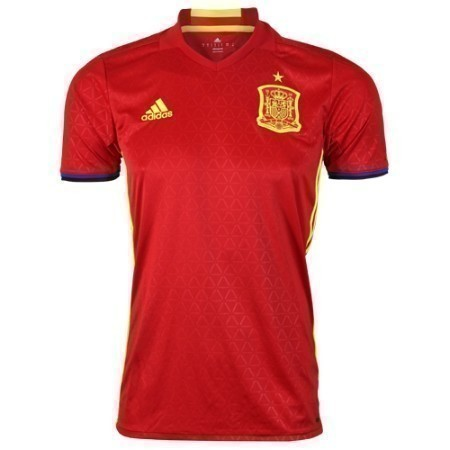 adidas SPAIN YOUTH HOME JERSEY 2016 Thumbnail