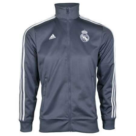 adidas REAL MADRID 3-STRIPE TRACK TOP JACKET Thumbnail