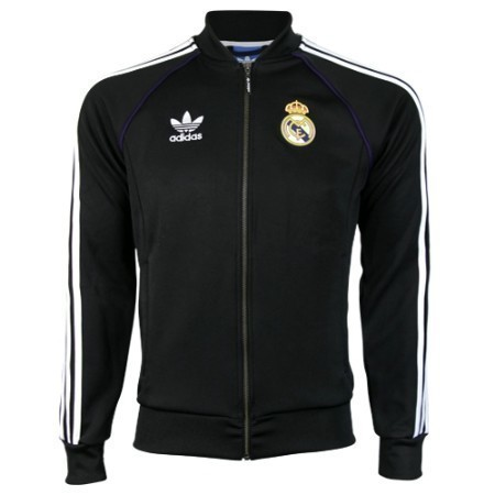 adidas REAL MADRID SUPERSTAR TRACK TOP Thumbnail