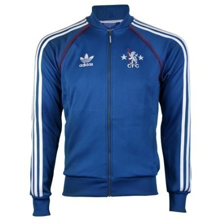 adidas CHELSEA SUPERSTAR TRACK TOP Thumbnail