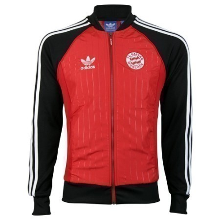 adidas BAYERN MUNICH SUPERSTAR TRACK TOP Thumbnail