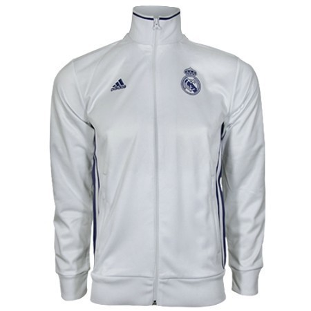 adidas REAL MADRID 3-STRIPE TRACK TOP Thumbnail