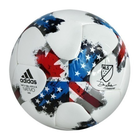adidas 17 MLS MINI BALL Thumbnail