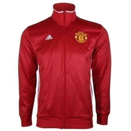 adidas MANCHESTER UNITED 3-STRIPE TRACK TOP Thumbnail
