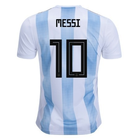 adidas MESSI ARGENTINA HOME JERSEY 2018 Thumbnail