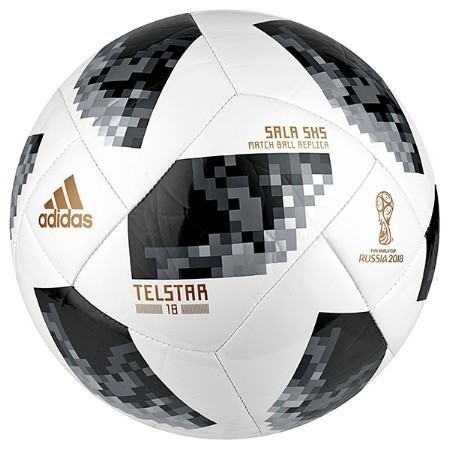 adidas TELSTAR 18 WORLD CUP SALA 5X5 BALL Thumbnail
