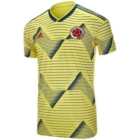 adidas COLOMBIA HOME JERSEY 2019 Thumbnail
