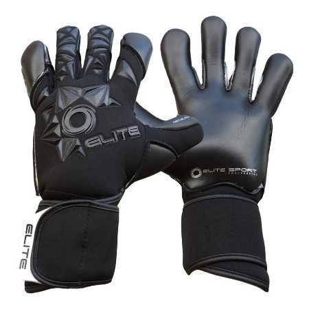 ELITE NEO BLACK GK GLOVES Thumbnail
