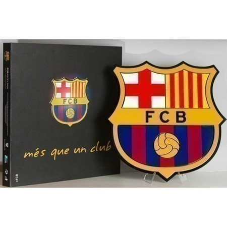 BARCELONA 3D ACRYLIC CREST w/ STAND Thumbnail