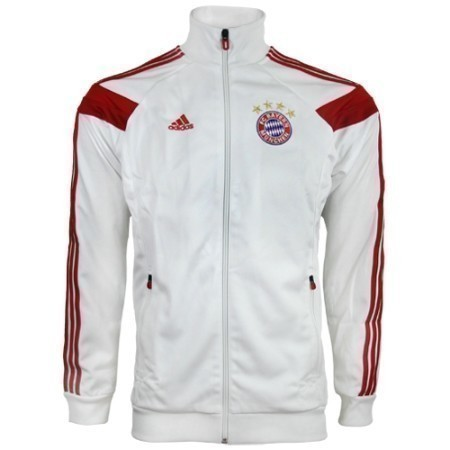 adidas BAYERN MUNICH ANTHEM JACKET 13/14 Thumbnail