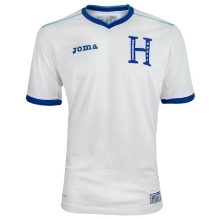 JOMA HONDURAS YOUTH HOME JERSEY 2014 Thumbnail