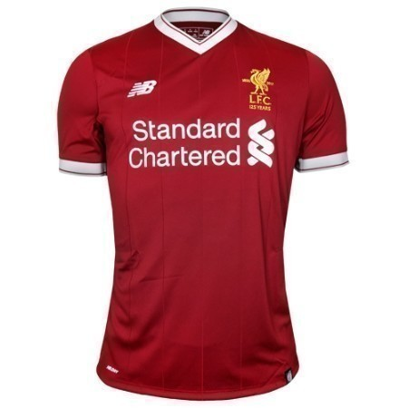 NEW BALANCE LIVERPOOL YTH HOME JERSEY 17/18 Thumbnail