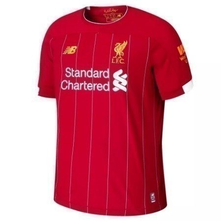 NEW BALANCE LIVERPOOL HOME JERSEY 19/20 Thumbnail