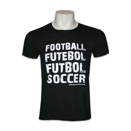 SOCCER LOCKER FOOTBALL T-SHIRT Thumbnail