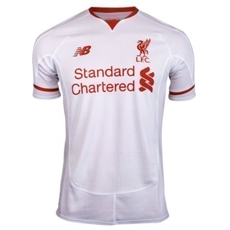 NEW BALANCE LIVERPOOL AWAY JERSEY 15/16 Thumbnail