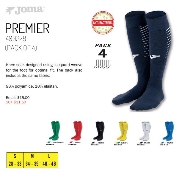 e1dd4cb1bd4 Premier Sock From $11.50