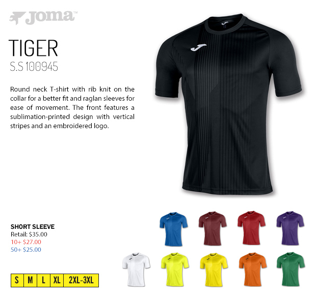 6bbaa87bd07 Tiger Jersey Starting at $25.00
