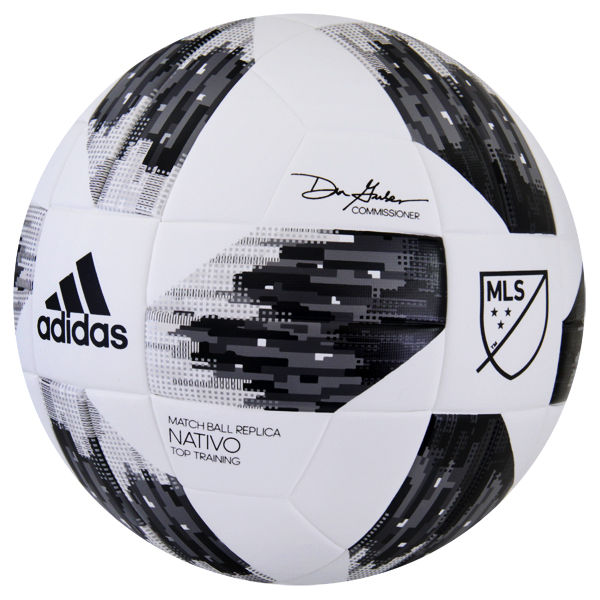 adidas 2018 MLS NFHS TOP TRAINING BALL