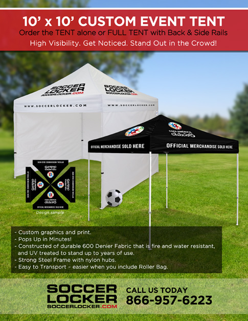 10x10 Tent Special
