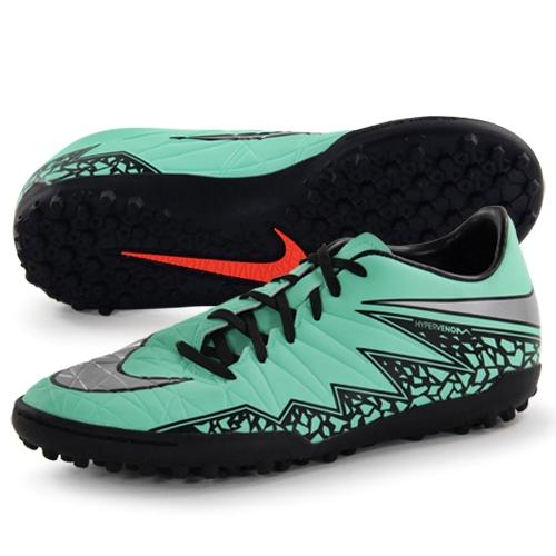 new styles 84e6f 09069 ... image description hypervenom phelon ii tf green black 2015 Nike .