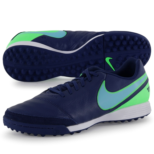 Leather Tf Tiempo Nike Genio Yv7gyb6Ifm