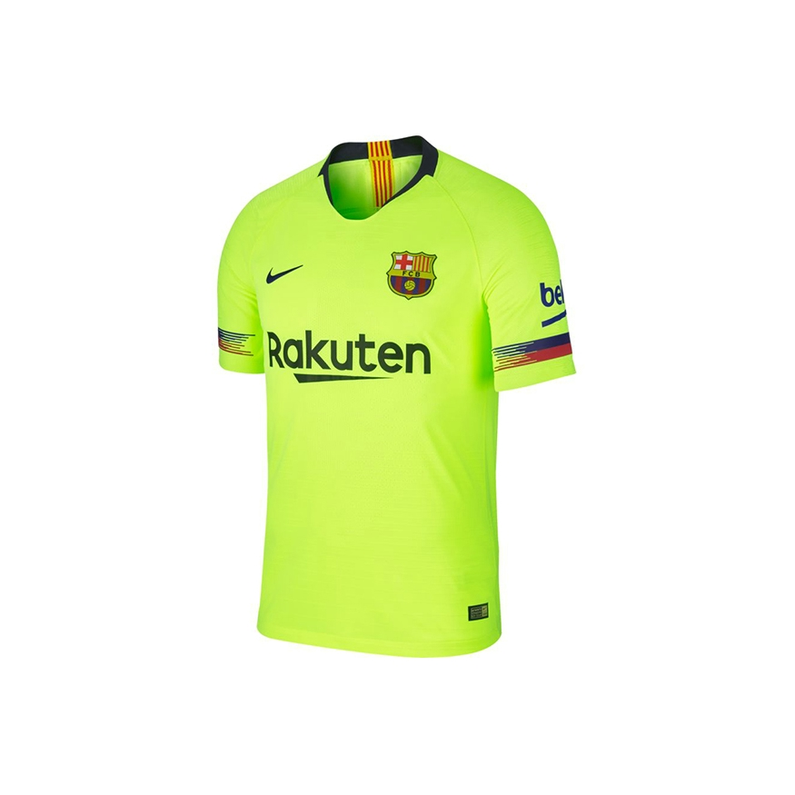 huge discount 6fa52 30e7d NIKE BARCELONA AUTHENTIC AWAY JERSEY 18/19