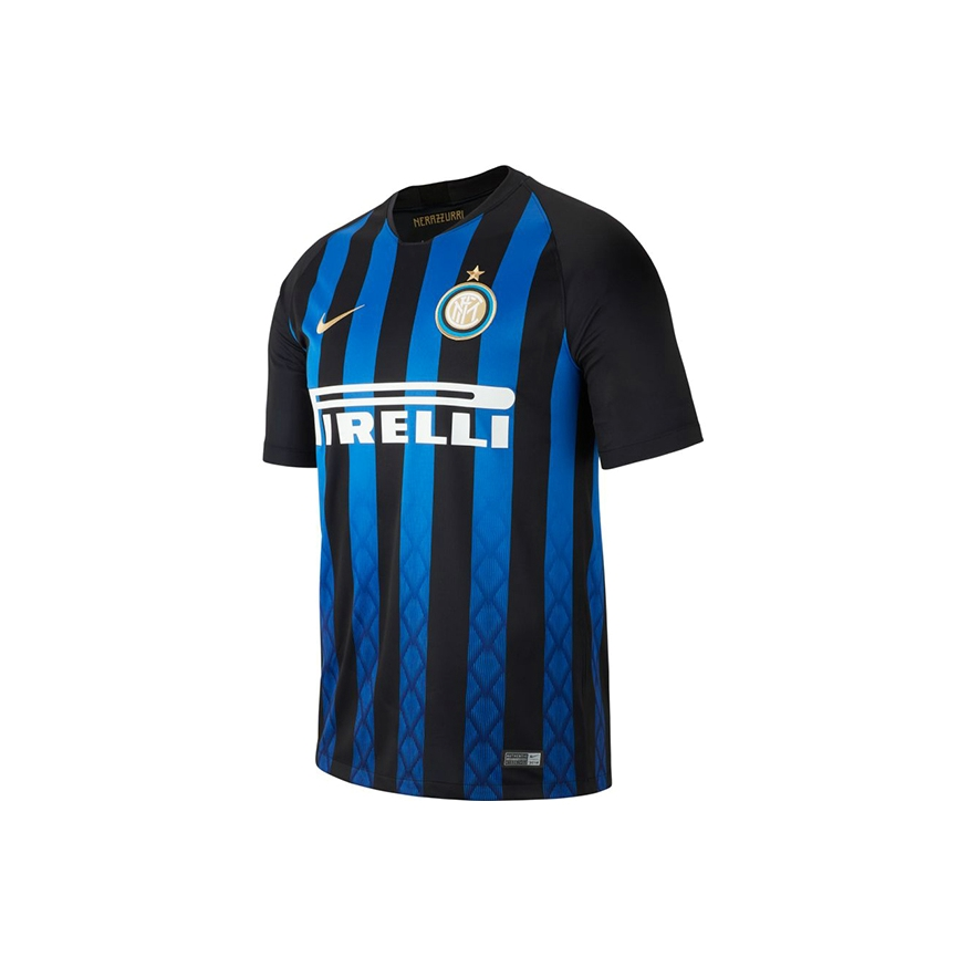 the latest 90737 48cf3 NIKE INTER MILAN HOME JERSEY 18/19
