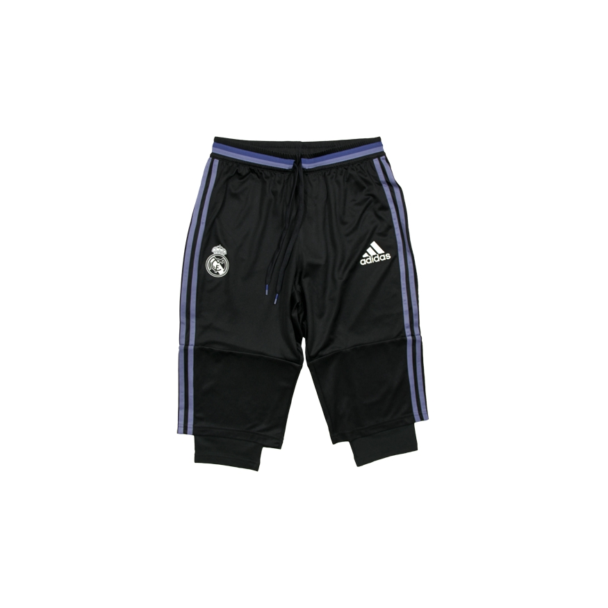detailed look 231b9 6d3f4 adidas REAL MADRID YOUTH 3/4 TRAINING PANT