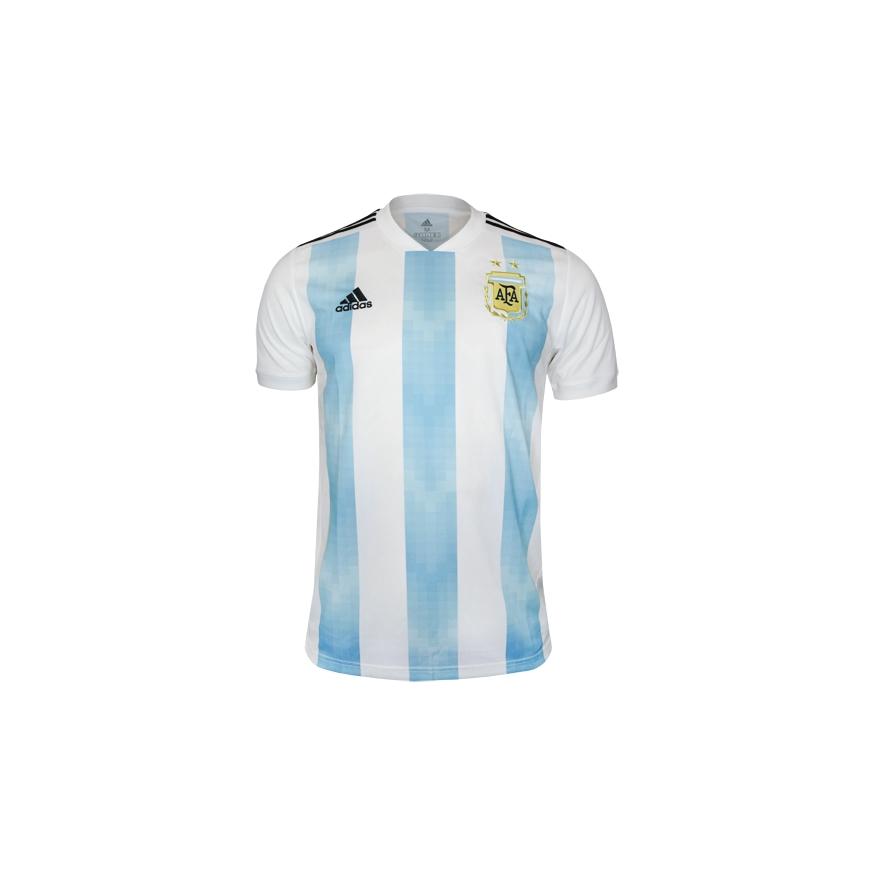 2cefde989f23 adidas ARGENTINA YOUTH HOME JERSEY 2018