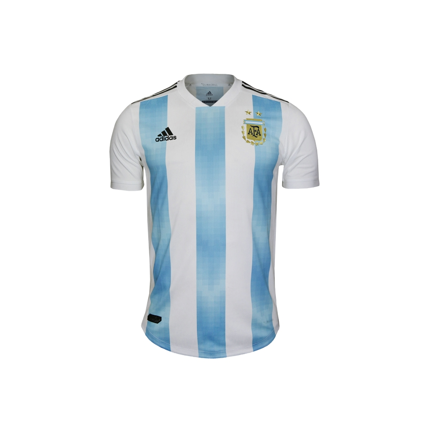 266b9b754 adidas ARGENTINA AUTHENTIC HOME JERSEY 2018