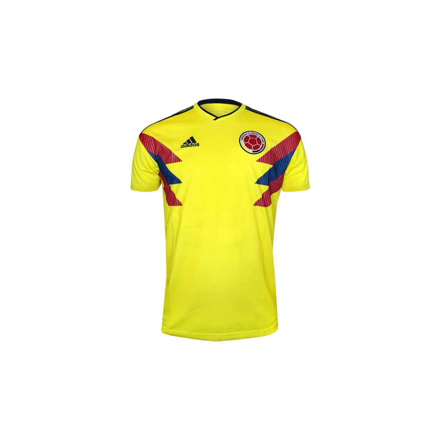 adidas COLOMBIA YOUTH HOME JERSEY 2018