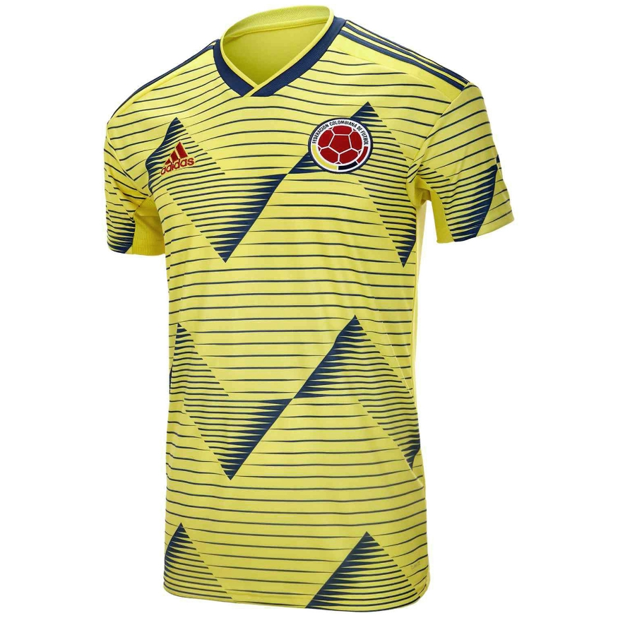adidas COLOMBIA HOME JERSEY 2019