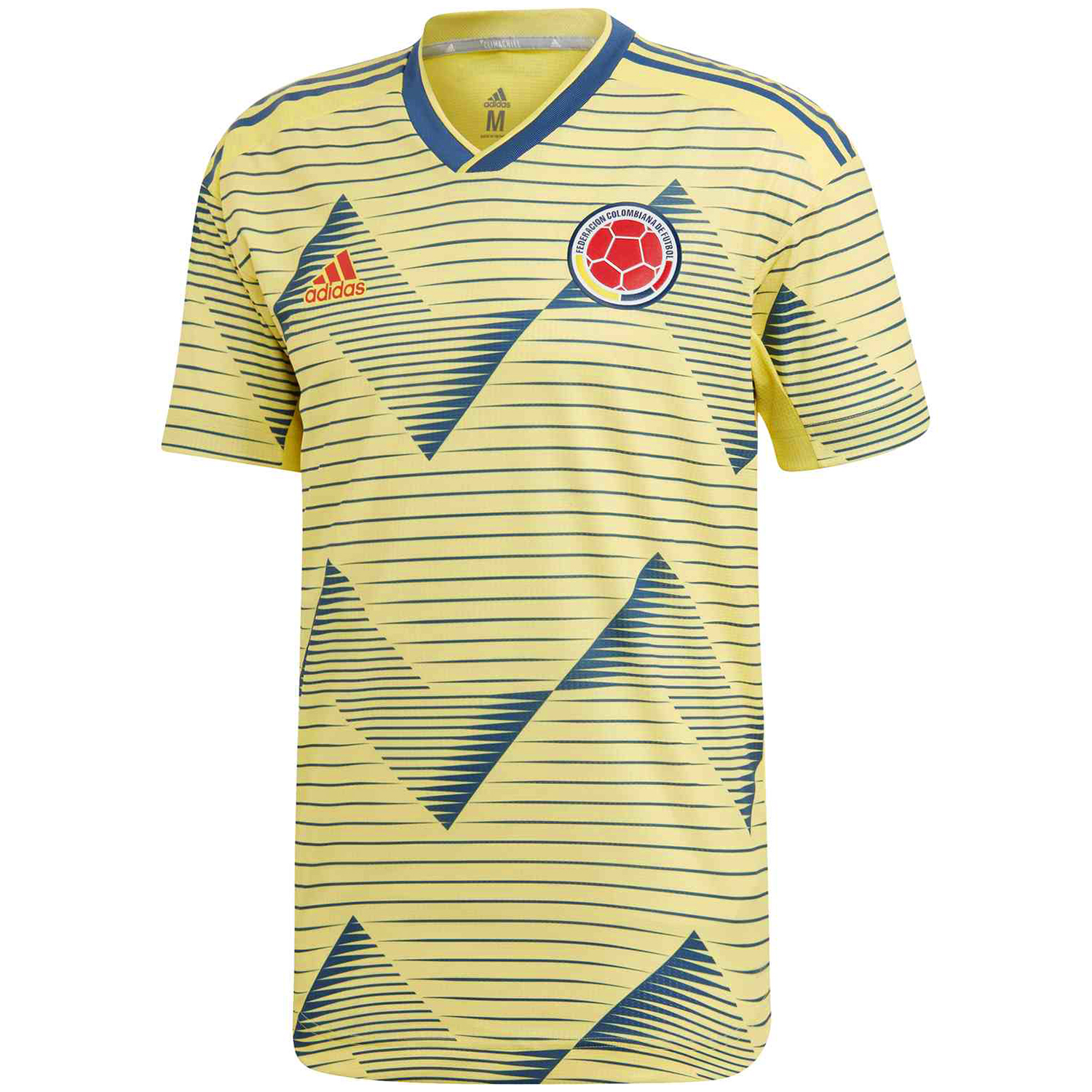 adidas COLOMBIA AUTHENTIC HOME JERSEY 2019