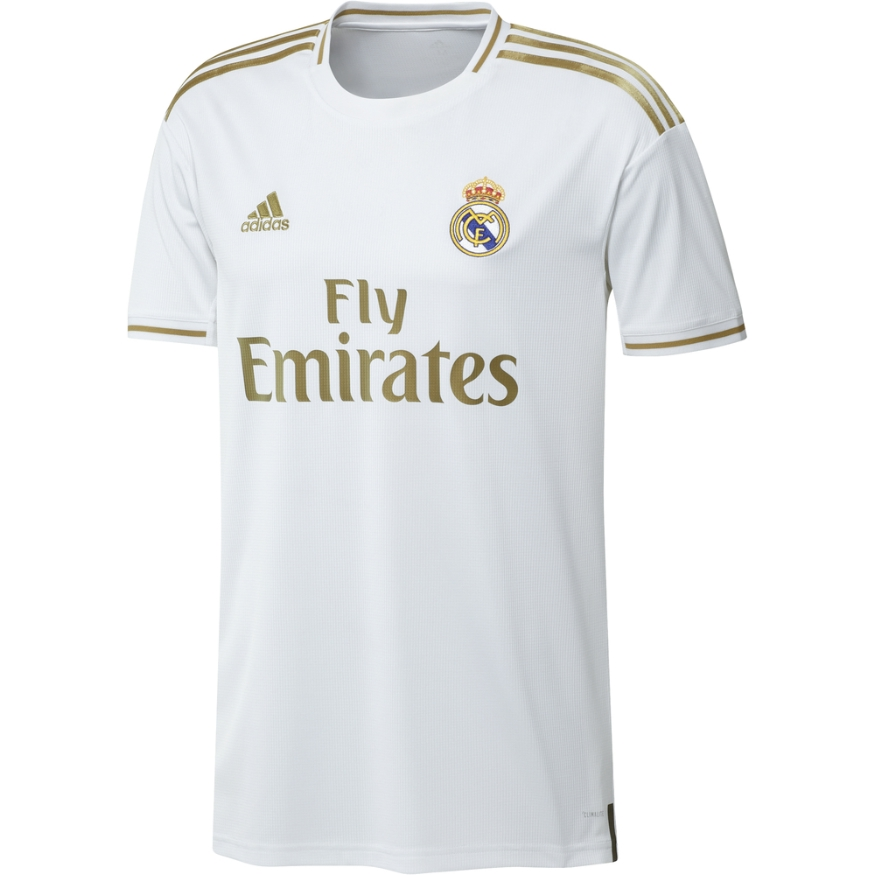 size 40 a3888 252dd adidas REAL MADRID HOME JERSEY 19/20